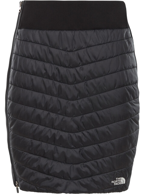 The North Face W's Inlux Insulated Skirt TNF Black/TNF Black